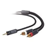 Belkin® Blue Series AV20600 6' Audio Y-Splitter Cable
