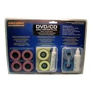 Aleratec® 240138 DVD/CD Disc Repair Plus Refill Value Pack