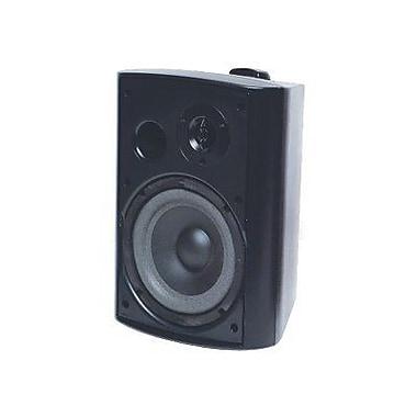 TIC® ASP-120 Outdoor Patio Speaker, Black