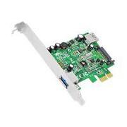Siig® JU-P20712-S1 2-Port PCIe USB 3.0 Host Adapter