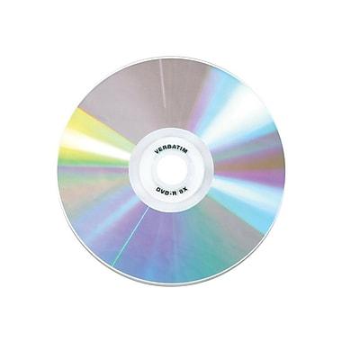 Verbatim® DataLifePlus 4.7GB 8X DVD-R, Spindle, 50/Pack