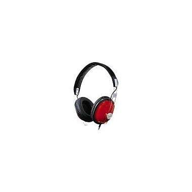 Panasonic RP-HTX7 Over-the-Head Headphone, Red