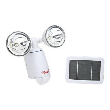 Rosewill® RSL-113 Dual Head PIR Solar Light