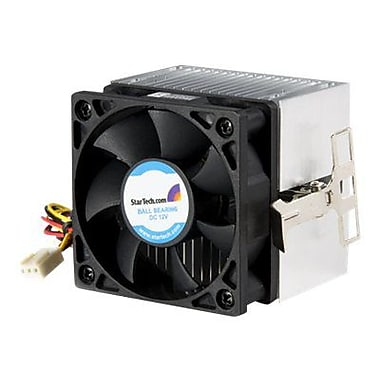 Startech.com FANDURONTB Socket A CPU Cooler Fan With Heatsink For AMD Duron or Athlon
