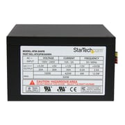 Startech® ATX12V 2.3 80 Plus Computer Power Supply With Active PFC, 500 W