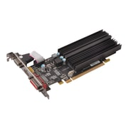 XFX® HD645XZQH2 Radeon HD 6450 GPU Graphic Card With AMD Chipset, 1 GB DDR3 SDRAM