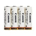 Canon® 1171B002 NB4-300 2500mAh NiMH Rechargeable Battery For PowerShot S3 IS Digital Camera