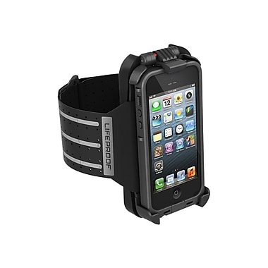 LifeProof® One Size Armband For Apple fre iPhone 5/5S Case, Black