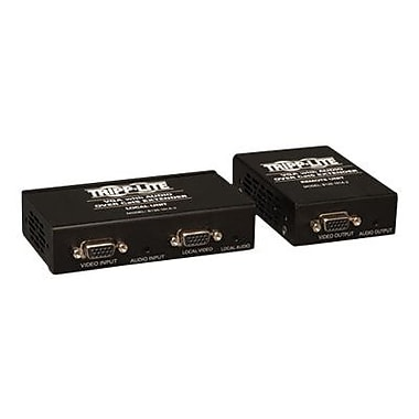 Tripp Lite B130-101A-2 VGA + Audio Over Cat5 Extender Kit