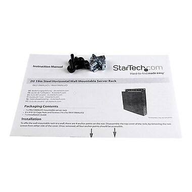 Startech.com® RK219WALVO Server Rack, 2U