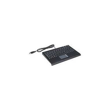 Solidtek® KB-3410BU Super Mini TouchPad Keyboard