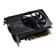 GeForce 740 Superclocked 4GB Graphic Card