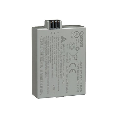 Canon 3039B001 7.4 V Lithium Ion Digital Camera Battery, 1080 mAh