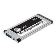 Siig® JU-EC0212-S1 1 Port ExpressCard USB Adapter