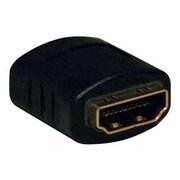Tripp Lite HDMI F/F Gender Changer Coupler, Black
