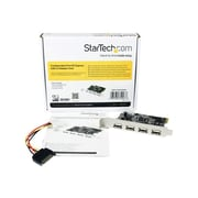 Startech.com® 400 4 Port PCI Express USB 2.0 Adapter Card