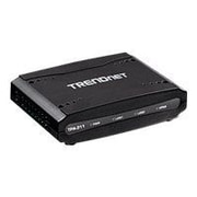 TRENDnet® Mid-Band Coaxial Network Adapter