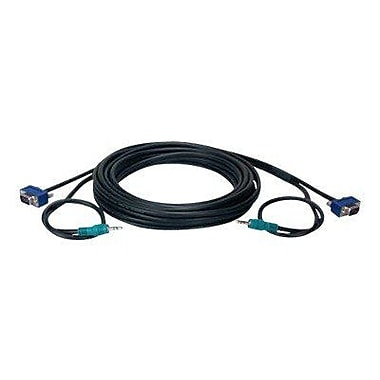 QVS CC388MA-03 3' VGA Cable, Black