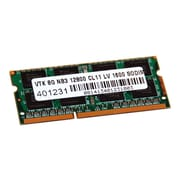 VisionTek 900642 8GB DDR3 204-Pin Notebook Memory Module