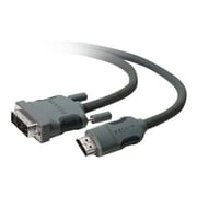 Belkin F2E8242B06 6' HDMI to DVI Cable, Black