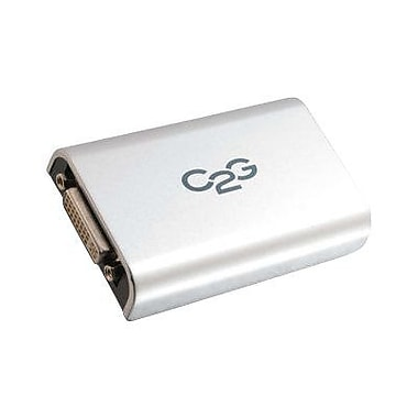 C2G® USB 2.0 to DVI Adapter With Up to Video 2048 x 1152