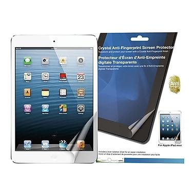 Green Onions Supply® RTSPIPADM01AF Crystal Anti Fingerprint Screen Protector F/iPad Mini W/Retina