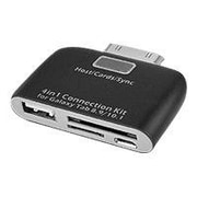 Siig® 4-In-1 Connectivity Adapter For Galaxy Tablets