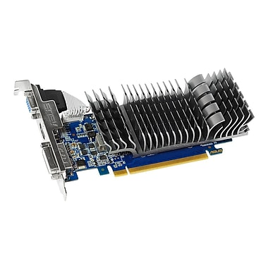 ASUS® GT610-SL-1GD3-L GeForce GT 610 GPU Graphic Card With NVIDIA Chipset, 1GB DDR3 SDRAM