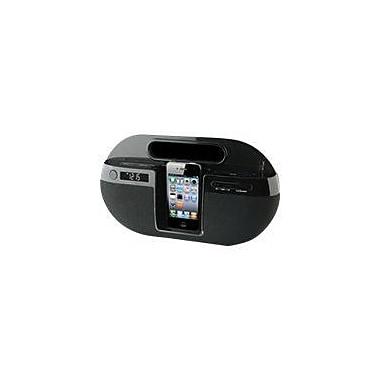 iLive™ IBP391B App-Enhanced Boombox For iPhone/iPod