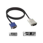 Belkin F2E0162-03-SV 3' DVI-I to VGA Video Cable, Black