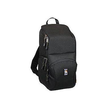 Ape Case® ACPRO1700 Digital SLR Swing Pack, Black, Hi-Vis Yellow