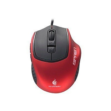 Cooler Master® Storm Spawn SGM-2000-MLON1 Wired Gaming Mouse