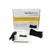 "StarTech SATDOCK25U USB to SATA External Hard Drive Docking Station For 2 1/2"" SATA HDD"