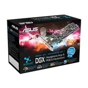 Asus Xonar DGX PCI-Express 5.1-Channel Internal Gaming Audio Card