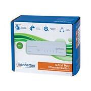 Manhattan® Unmanaged Fast Ethernet Switch, 5 Ports (560672)