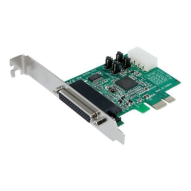 Startech.Com® PEX4S952 4 Port PCI Standard Profile Serial Adapter Card