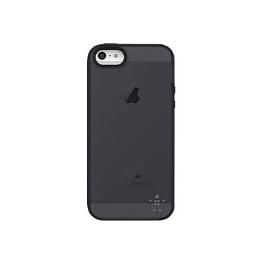 Belkin® Grip Candy Sheer Case For iPhone 5, Gravel/Blacktop