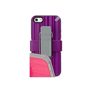 Puregear® Utilitarian™ Support Case For iPhone 5S/5, Purple