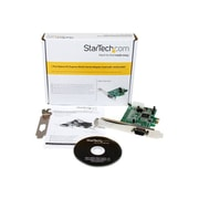 StarTech.com PEX1S553 Serial Adapter Card, Green