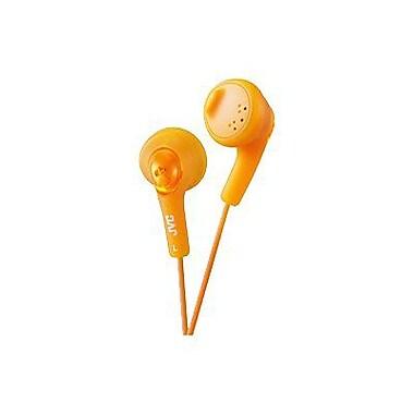 JVC Gumy HAF160D Earbud Headphone, Orange