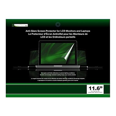 Green Onions Supply® RT-SPFG116HD/M Anti-Glare Screen Protector For 11.6in. Widescreen Notebook