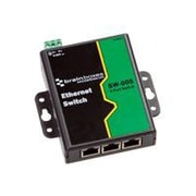 Brainboxes 5 Port Mountable Unmanaged Ethernet Switch