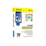 Amzer® Kristal™ Tempered Glass HD Screen Protector For Samsung Galaxy S3, Transparent