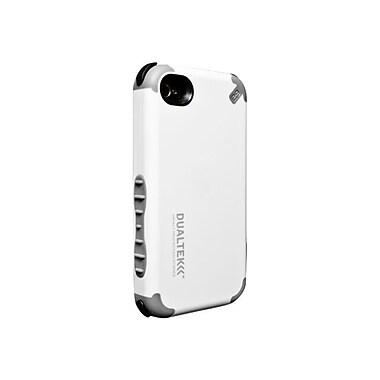Puregear® DualTek® Shock Case For iPhone 4/4S, White