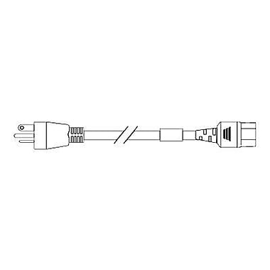 Cisco CAB-AC-2500W-US1 14' Standard Power Cable, Black