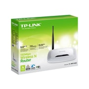 TP-LINK TL-WR741ND Wireless N150 Home Router,150Mpbs, IP QoS, WPS Button, 5 dBi detachable Antenna