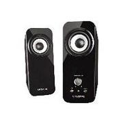 Creative® 51MF1625AA001 Inspire T12 18 W RMS 2.0 Speaker System, Black