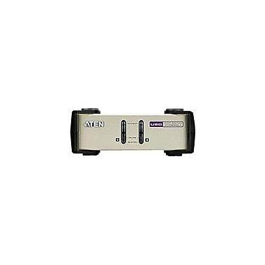 ATEN TECHNOLOGIES Uncheck 2-PORT USB-PS/2 KVM