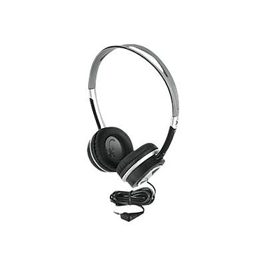 Zagg® ifrogz® Earpollution Toxix Personal Audio Headphones, Silver
