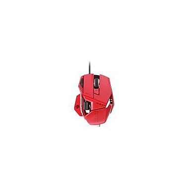 Mad Catz® MCB437050013/04/1 Wired Laser Gaming Mouse